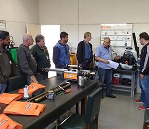 Técnicos do setor de zoonoses de Americana recebem treinamento na Guarany